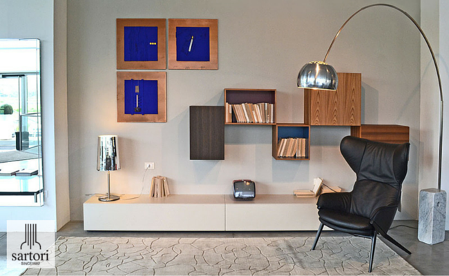Complementi arredo design per case moderne