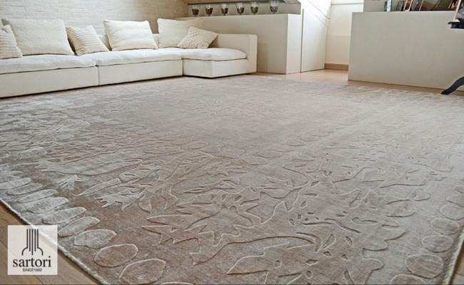 tappeti di lusso salone