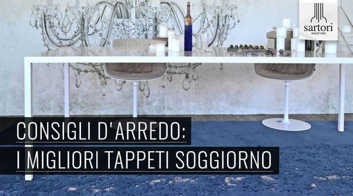 Consigli arredo i migliori tappeti soggiorno - Tappeti d arredo ...