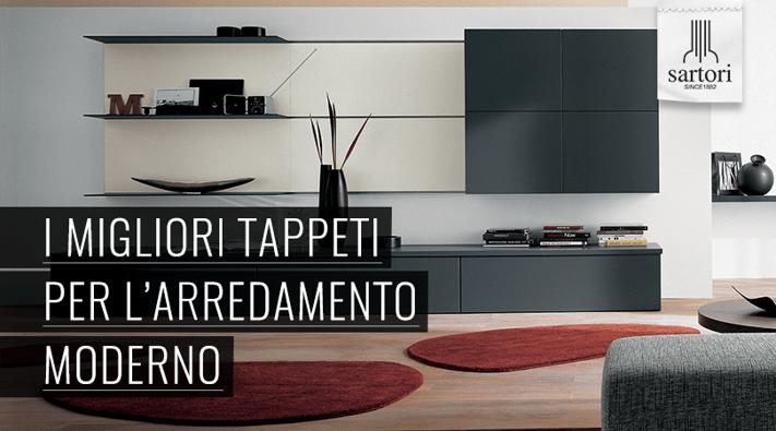 I migliori tappeti per l 39 arredamento moderno for Arredamento tappeti