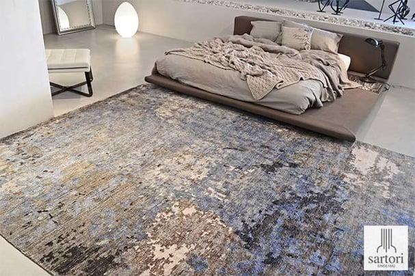 Salone del mobile 2017 nuove tendenze tappeti for Sartori tappeti