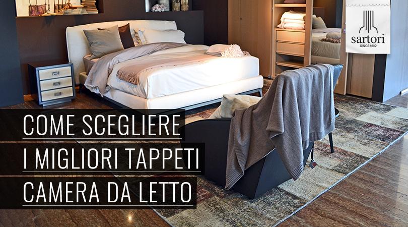 Come scegliere i migliori tappeti camera da letto