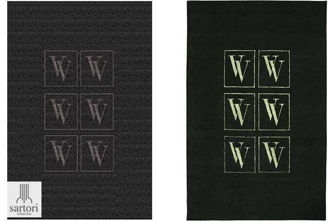 5 modi di personalizzare i tappeti contract for Sartori tappeti