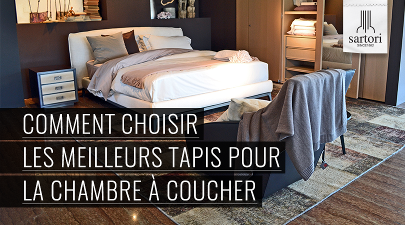Les tapis de chambre a coucher stunning chambre coucher - Tapis chambre a coucher ...