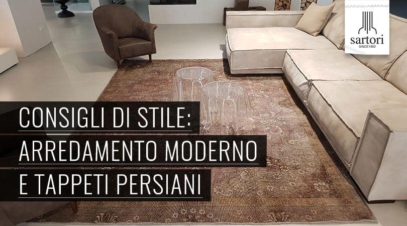 Consigli-Di-Stile_Arredamento-Moderno-e-Tappeti-Persiani
