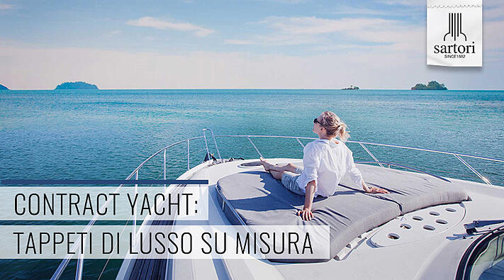 Contract Yacht Tappeti di Lusso su Misura