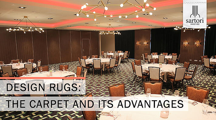 Design rugs the carpet and its advantages