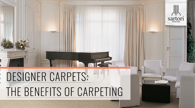 Designer Carpets The Benefits of Carpeting