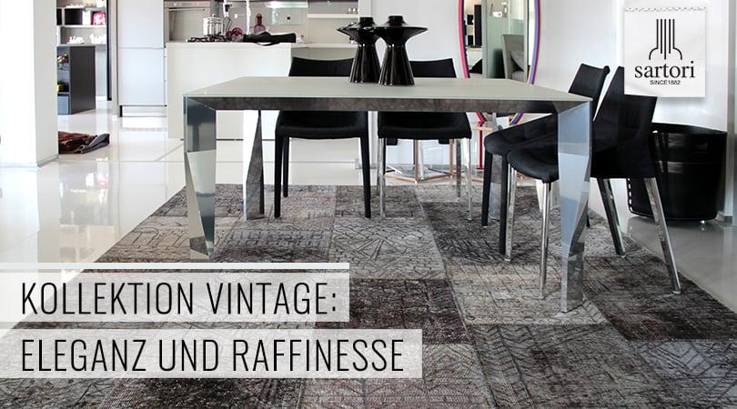 Kollektion Vintage - Eleganz und Raffinesse