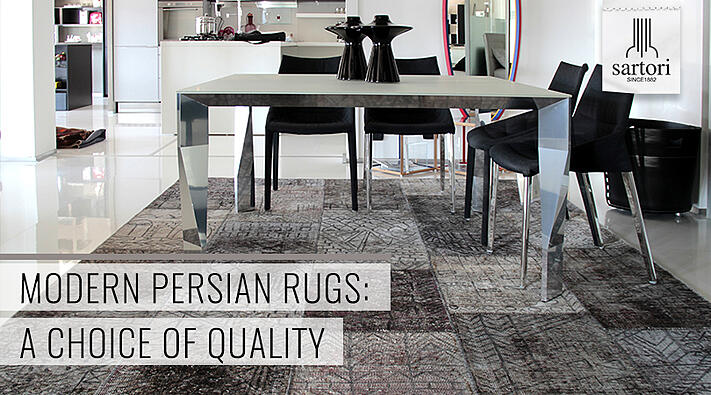 Modern Persian Rugs  A Choice Of Quality