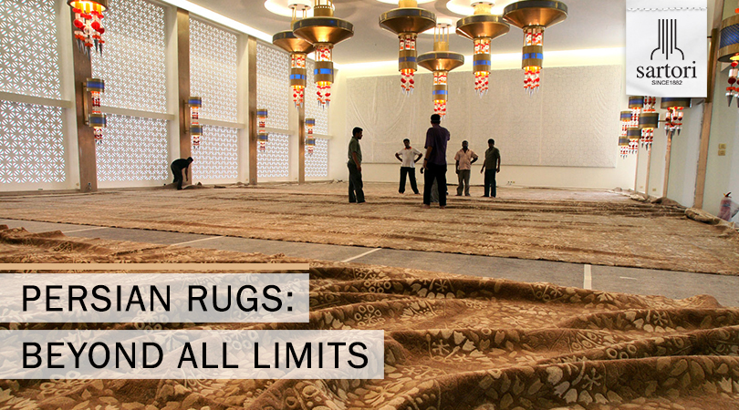 Persian Rugs Beyond all Limits