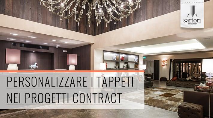 Personalizzare I Tappeti nei Progetti Contract