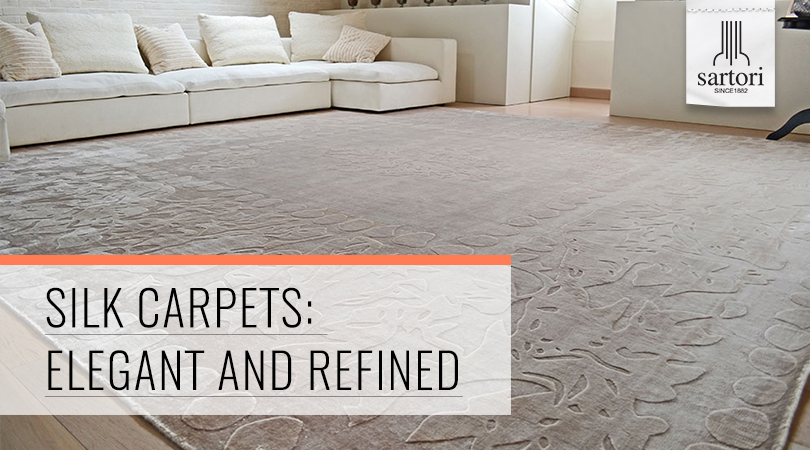 Silk Carpet- Elegant And Refined