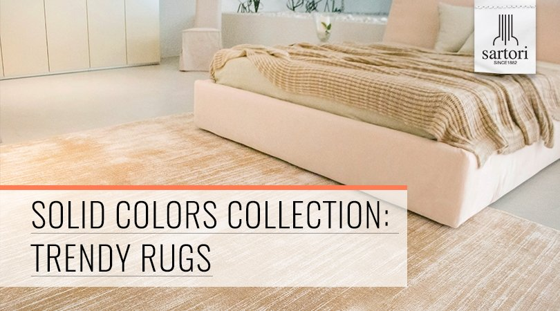 Solid Colors CollectionTrendy Rugs