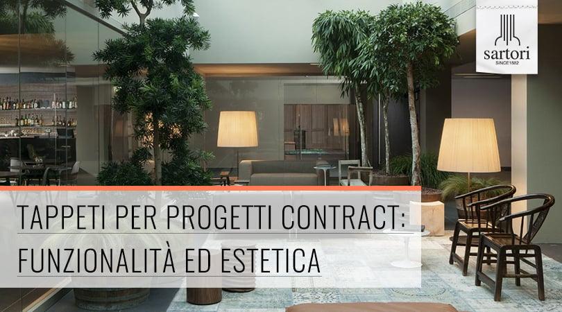 Tappeti Per Progetti Contract Funzionalità Ed Estetica