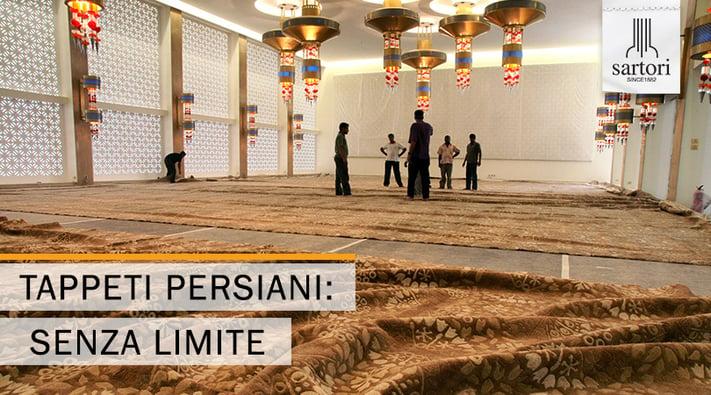 Tappeti Persiani  Senza Limite