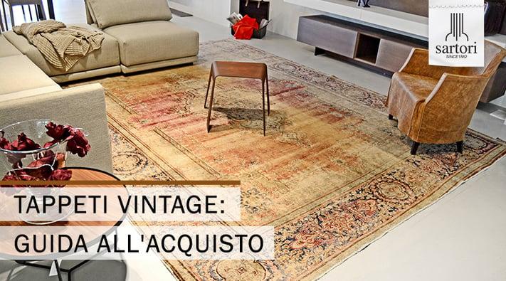 Tappeti Vintage Guida allacquisto-1