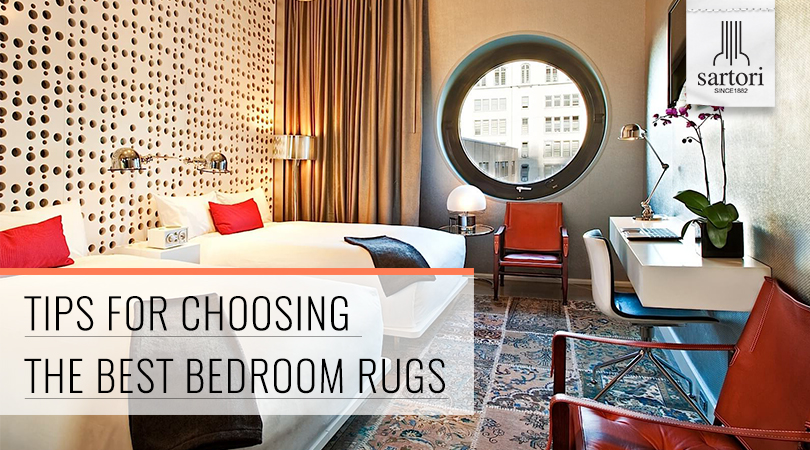 Tips For Choosing the Best Bedroom Rugs