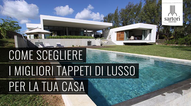 Tappeti moderni le 5 migliori tendenze di stile for Lusso per la casa dei sogni