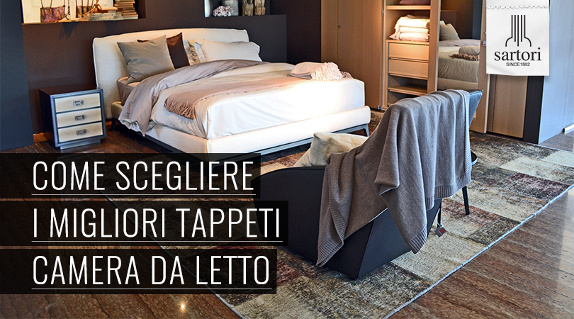 Il blog italiano sull 39 arredamento di design e il luxury - Tappeti camera da letto ...