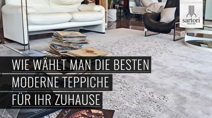 Der italienische blog auf m bel design und luxuri ses wohnen moderne teppiche - Moderne teppiche bilder ...