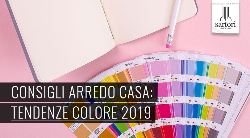 Consigli arredo casa tendenze colore 2019 for Consigli arredo casa